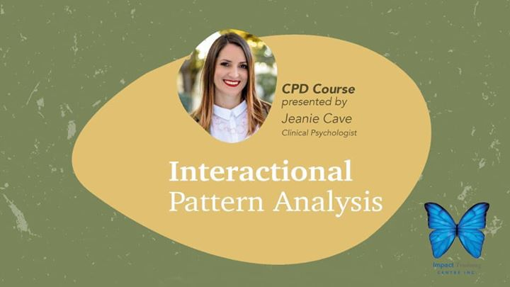 Interactional Pattern Analysis Level 1